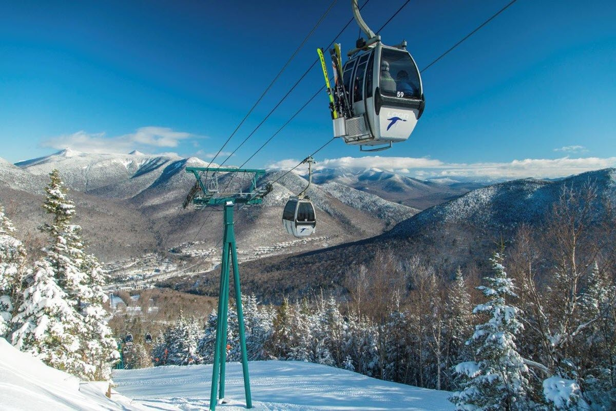 Loon Mountain - Ski The White Mountains